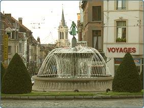 Michel, un belga en la ciudad