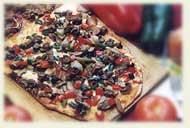 A comer buenas pizzas!!